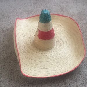 Other - Brand New Mexican huge hat